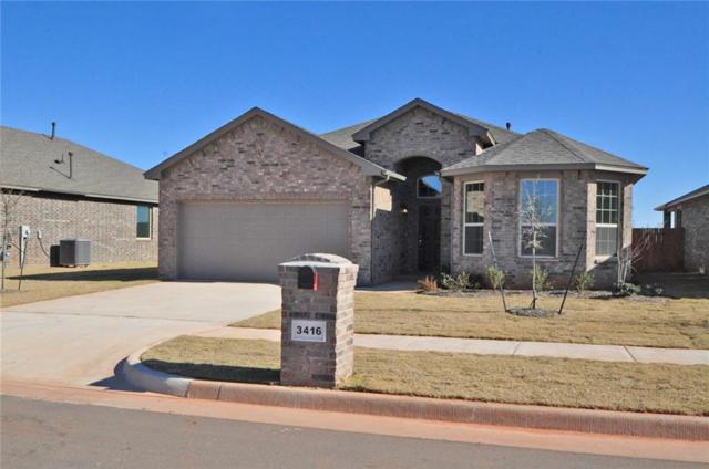 14804 Gravity Falls Lane, Oklahoma City, OK 73064 (MLS #802100) :: Wyatt Poindexter Group