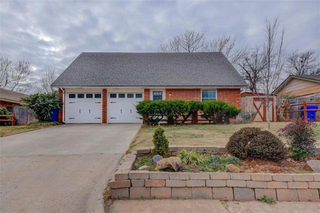 2906 Willow Creek, Norman, OK 73071 (MLS #802105) :: Wyatt Poindexter Group