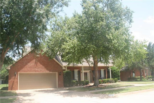11904 Rosemeade Ct, Oklahoma City, OK 73162 (MLS #802122) :: Wyatt Poindexter Group