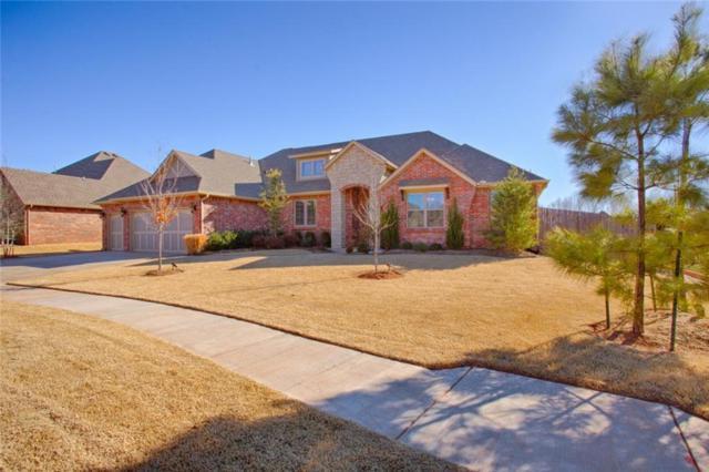 1712 NW 197 Street, Edmond, OK 73012 (MLS #802137) :: Homestead & Co