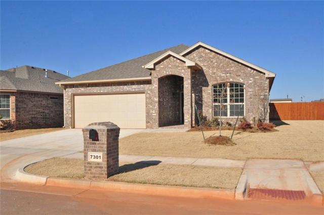 14808 Gravity Falls Lane, Oklahoma City, OK 73142 (MLS #802140) :: Wyatt Poindexter Group