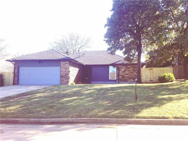 9620 Kent, Midwest City, OK 73130 (MLS #802228) :: Wyatt Poindexter Group