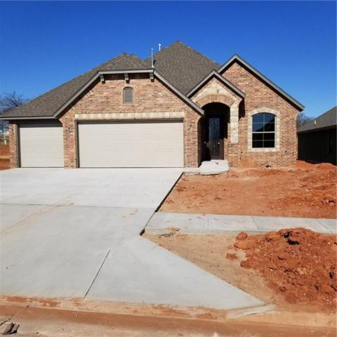 2617 SE 38th, Moore, OK 73160 (MLS #802234) :: Wyatt Poindexter Group