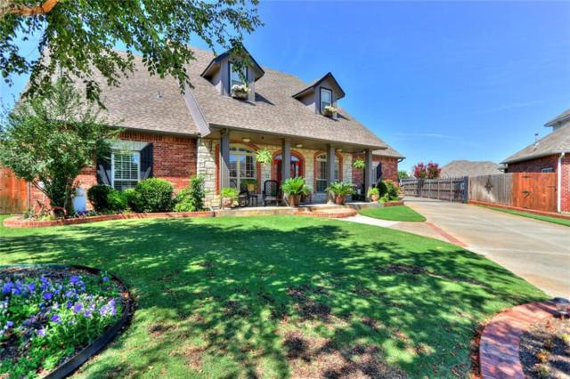 13205 Blackberry Patch Circle, Oklahoma City, OK 73170 (MLS #802259) :: KING Real Estate Group