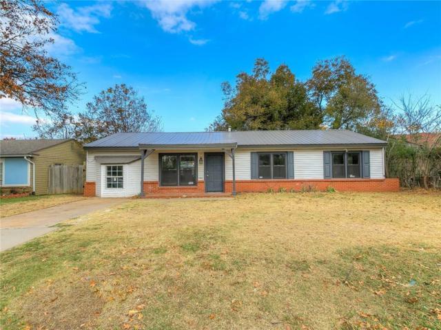 5921 NW 58th Terrace, Warr Acres, OK 73122 (MLS #802303) :: Wyatt Poindexter Group