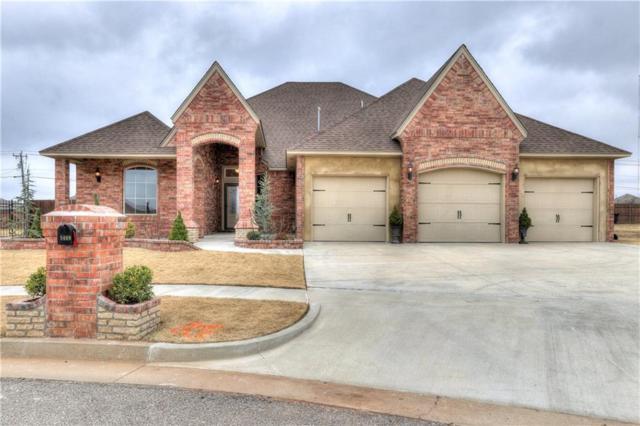 5409 Bluebird Rd, Oklahoma City, OK 73179 (MLS #802333) :: Wyatt Poindexter Group