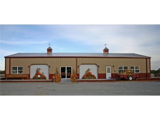 10165 N Harrison Street, Shawnee, OK 74804 (MLS #802335) :: Erhardt Group at Keller Williams Mulinix OKC