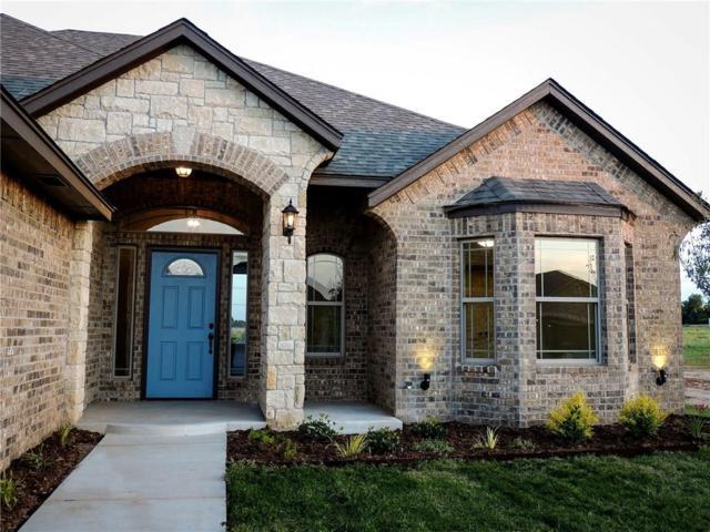 11308 SW 41st Terrace, Mustang, OK 73064 (MLS #802340) :: Wyatt Poindexter Group