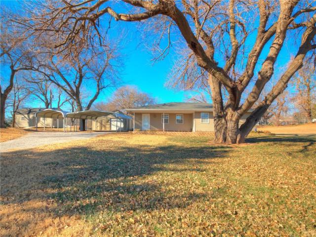 1675 Cherokee, Crescent, OK 73028 (MLS #802359) :: Wyatt Poindexter Group