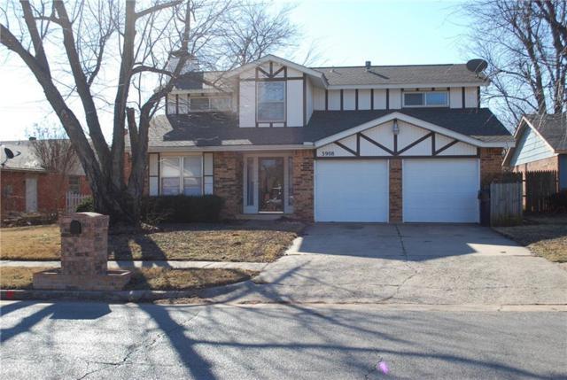 3908 SE 51st Street, Oklahoma City, OK 73135 (MLS #802386) :: Wyatt Poindexter Group