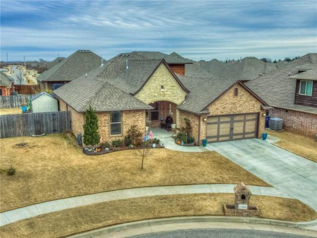 17404 Murcielago Court, Oklahoma City, OK 73170 (MLS #802403) :: Wyatt Poindexter Group
