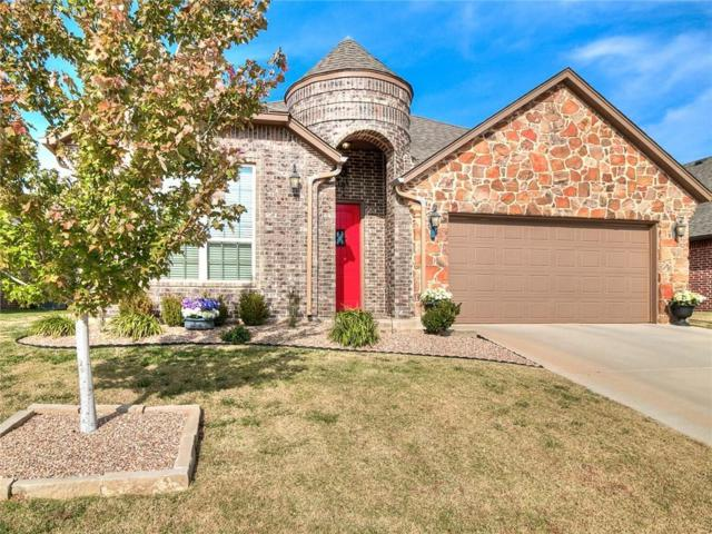 2421 NW 159th Terrace, Edmond, OK 73013 (MLS #802413) :: Homestead & Co