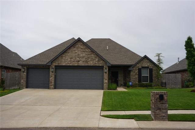 4804 SW 126th Terrace, Oklahoma City, OK 73173 (MLS #802422) :: Wyatt Poindexter Group