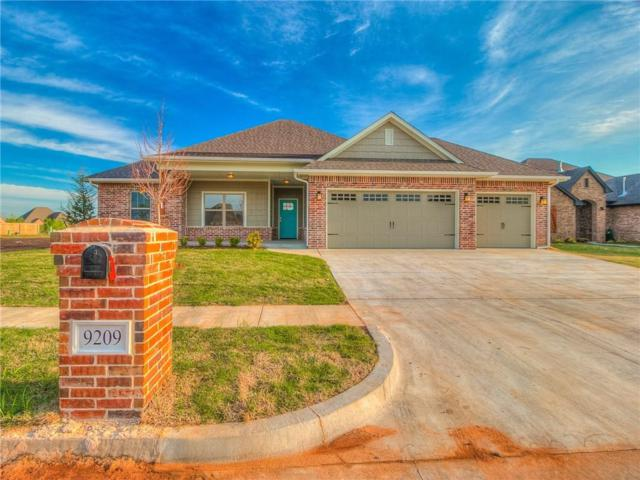 9209 NW 137th Street, Yukon, OK 73099 (MLS #802430) :: Wyatt Poindexter Group