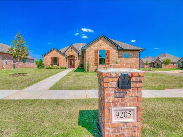 9205 NW 137th Street, Yukon, OK 73099 (MLS #802435) :: Wyatt Poindexter Group