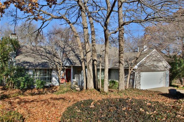 2401 Colchester Drive, Edmond, OK 73034 (MLS #802436) :: Wyatt Poindexter Group