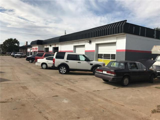422 N Air Depot Boulevard, Midwest City, OK 73110 (MLS #802443) :: Barry Hurley Real Estate