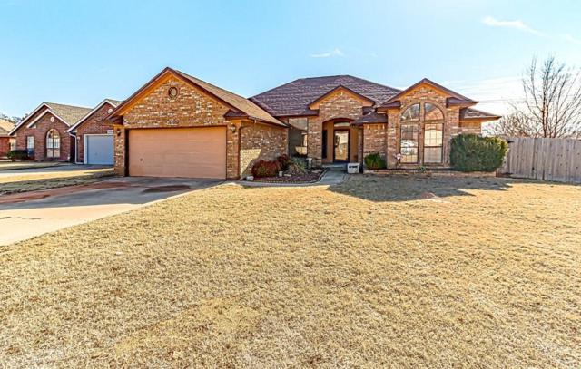 10100 Forest Lane, Midwest City, OK 73130 (MLS #802449) :: Wyatt Poindexter Group