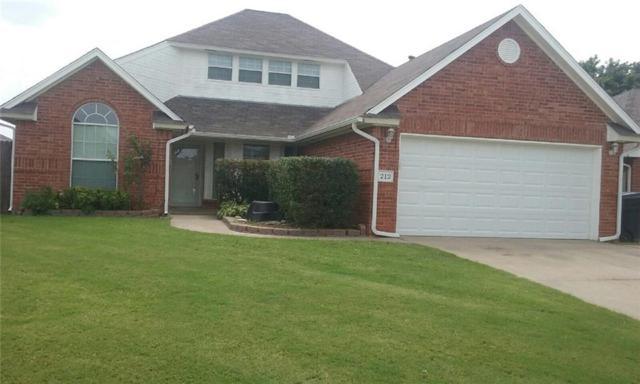 212 SW 142 Street, Oklahoma City, OK 73170 (MLS #802450) :: Wyatt Poindexter Group