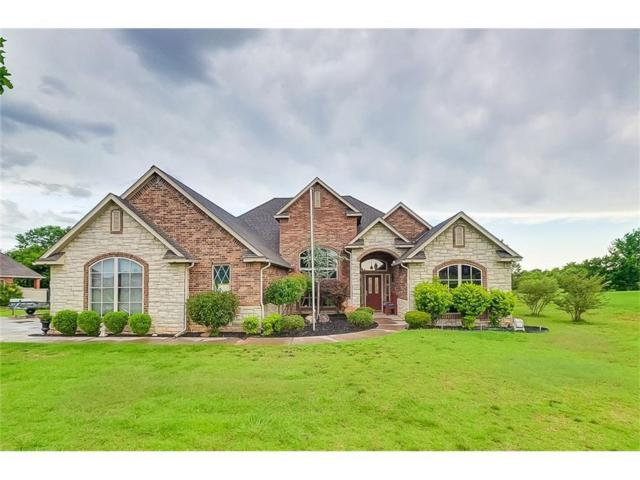15131 Bay Ridge Drive, Oklahoma City, OK 73165 (MLS #802454) :: Erhardt Group at Keller Williams Mulinix OKC