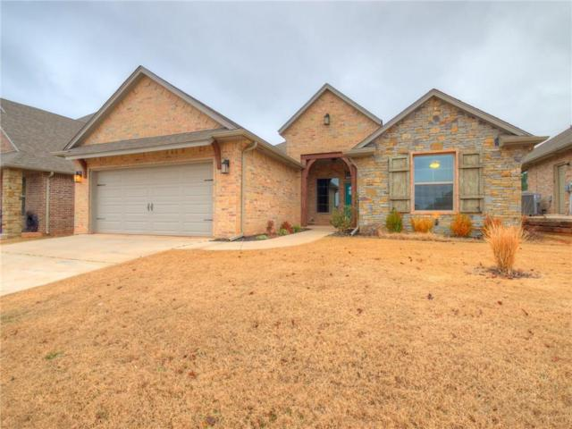 1024 NW 191st Street, Edmond, OK 73012 (MLS #802476) :: Wyatt Poindexter Group