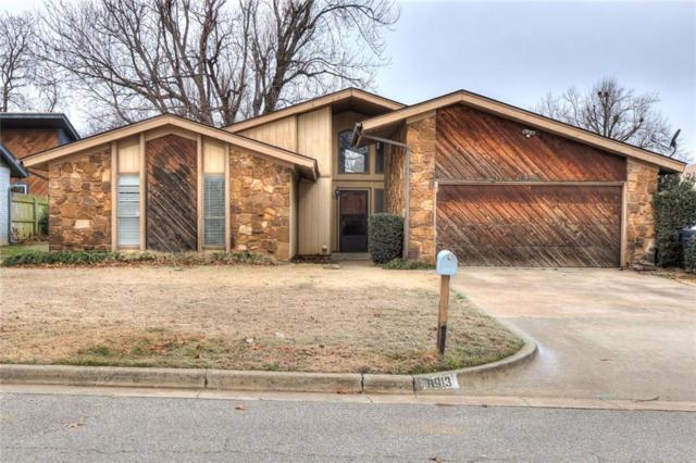 8913 N Davis Avenue, Oklahoma City, OK 73132 (MLS #802490) :: Wyatt Poindexter Group