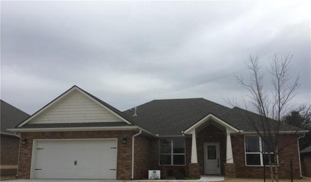 1137 Adeline Drive, Shawnee, OK 74804 (MLS #802534) :: Wyatt Poindexter Group