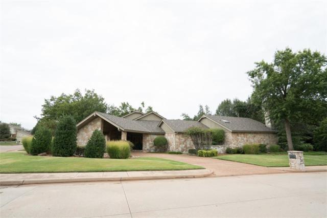 1103 Saint Andrews Drive, Edmond, OK 73025 (MLS #802555) :: Homestead & Co