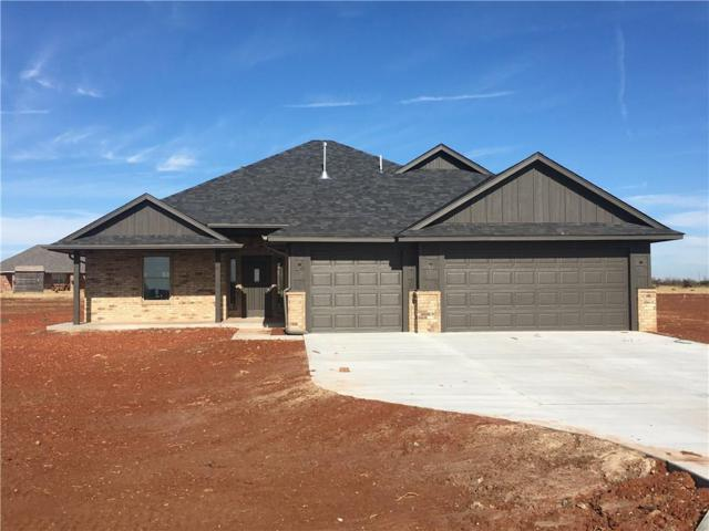 3871 Ruby Ridge, Piedmont, OK 73078 (MLS #802579) :: Wyatt Poindexter Group
