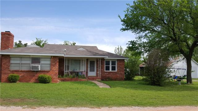 13701 SE 59th, Oklahoma City, OK 73150 (MLS #802585) :: Erhardt Group at Keller Williams Mulinix OKC