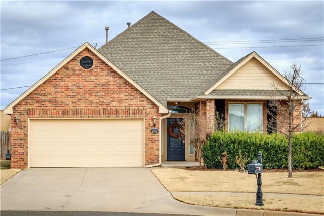 15516 Hickory Bend Lane, Edmond, OK 73013 (MLS #802592) :: Barry Hurley Real Estate