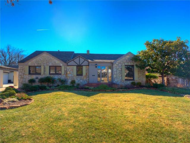 1722 Windsor Place, Nichols Hills, OK 73116 (MLS #802597) :: Homestead & Co