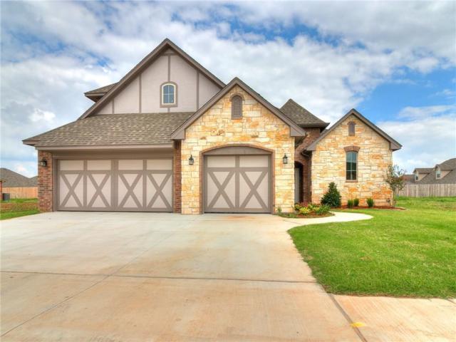 1001 SW 141, Oklahoma City, OK 73170 (MLS #802599) :: Wyatt Poindexter Group