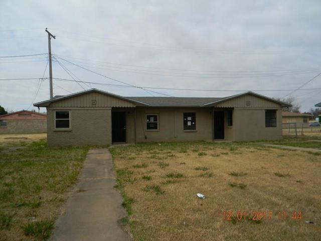 48 NW 24th, Lawton, OK 73505 (MLS #802617) :: Wyatt Poindexter Group