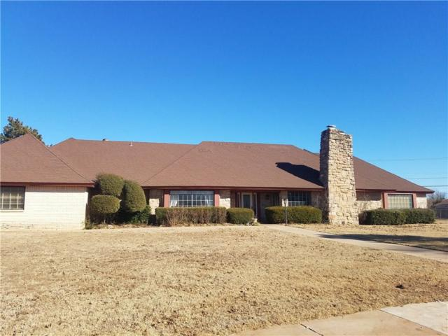 1405 Rosehaven Drive, Altus, OK 73521 (MLS #802695) :: Wyatt Poindexter Group