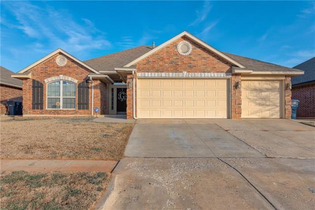9104 Crooked Creek Lane, Oklahoma City, OK 73160 (MLS #802704) :: Wyatt Poindexter Group