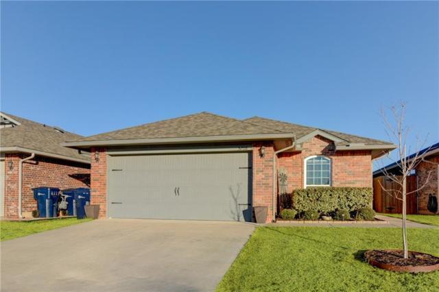 5708 Marblewood Drive, Oklahoma City, OK 73179 (MLS #802710) :: Wyatt Poindexter Group