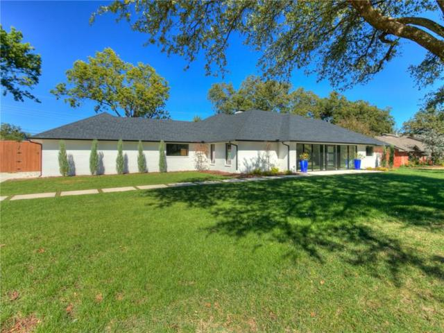 1317 Kenilworth Road, Nichols Hills, OK 73120 (MLS #802711) :: Homestead & Co