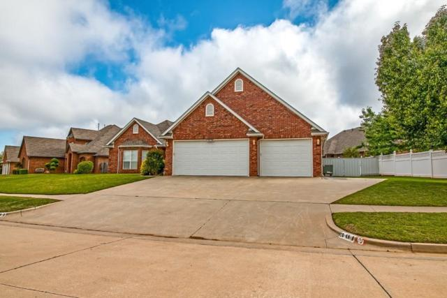 301 Rock Creek Road, Yukon, OK 73099 (MLS #802716) :: Wyatt Poindexter Group
