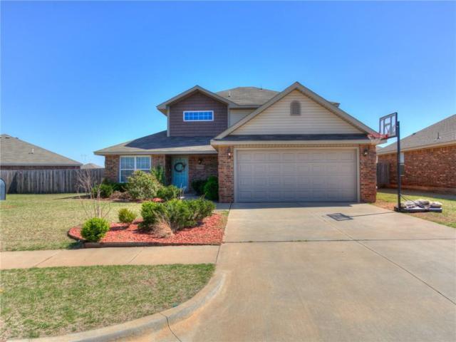 13320 Beaumont Drive, Piedmont, OK 73078 (MLS #802734) :: Wyatt Poindexter Group