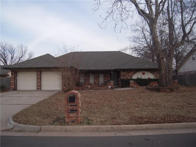 9800 Hummingbird Lane, Oklahoma City, OK 73162 (MLS #802745) :: Wyatt Poindexter Group