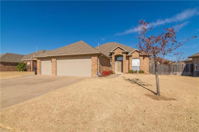 709 Tasha Circle, Moore, OK 73160 (MLS #802757) :: Wyatt Poindexter Group