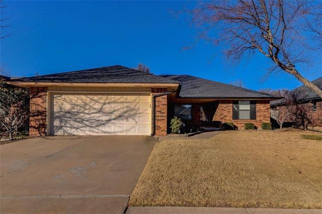 1201 SW 132nd Place Place, Oklahoma City, OK 73170 (MLS #802759) :: Wyatt Poindexter Group