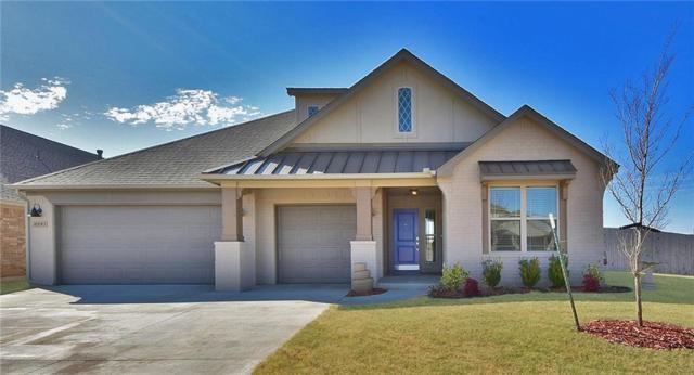 18845 Vea Drive, Edmond, OK 73012 (MLS #802760) :: Wyatt Poindexter Group