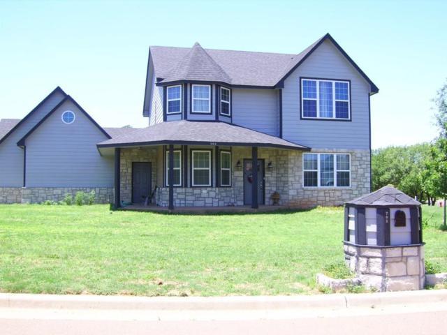 703 Hunter Lane, Sayre, OK 73662 (MLS #802763) :: Wyatt Poindexter Group