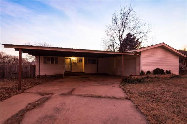1010 W E, Elk City, OK 73644 (MLS #802773) :: Wyatt Poindexter Group