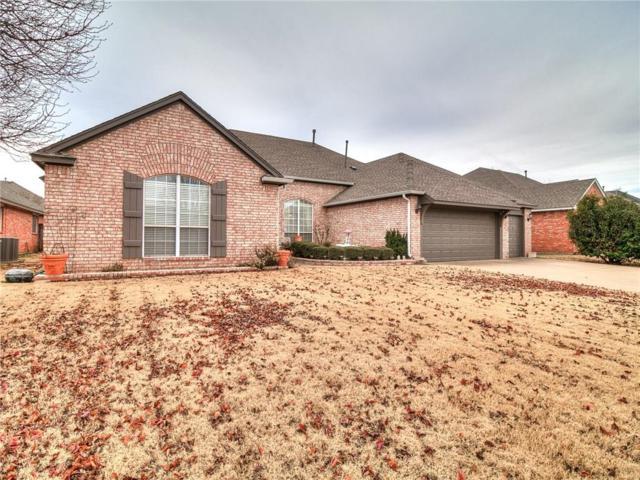 8904 116th Terrace, Oklahoma City, OK 73162 (MLS #802798) :: Wyatt Poindexter Group