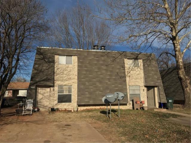 4231 Willowisp Dr 4233, Norman, OK 73072 (MLS #802817) :: Homestead & Co