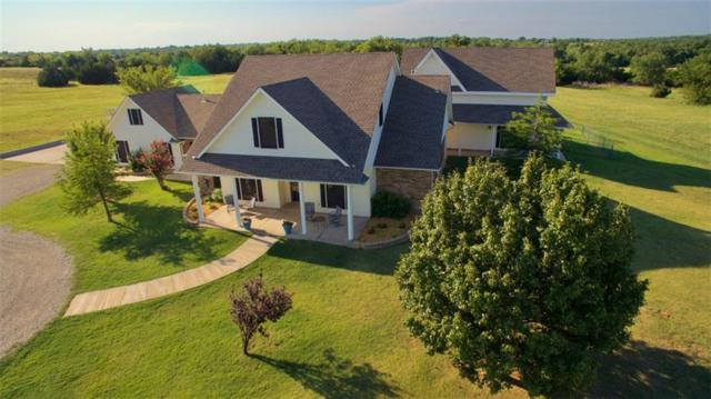 4401 Fox Croft Road, Norman, OK 73026 (MLS #802823) :: Wyatt Poindexter Group