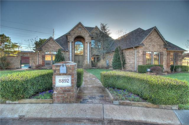 8892 Woodbriar Place, Midwest City, OK 73130 (MLS #802837) :: Homestead & Co